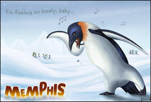 Happy Feet - Memphis by Bexo