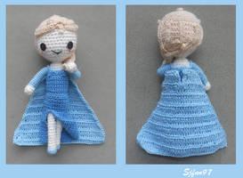 Elsa (Frozen) by SJFan97
