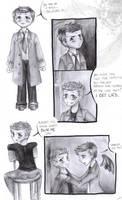 Supernatural Doodles Mix. by Ryuutsu