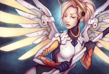 Guardian Angel. by Ryuutsu