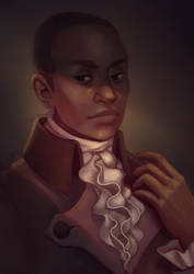 Aaron Burr, Sir by Ryuutsu