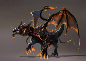 Dragon B012 by joinjump
