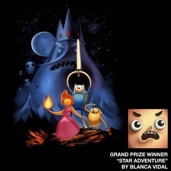 Star Adventure by Blanca Vidal by welovefine
