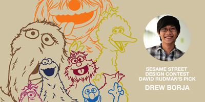 The Sesame Gang by Drew Borja by welovefine