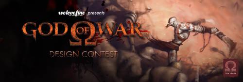 God of War Design Contest! by welovefine