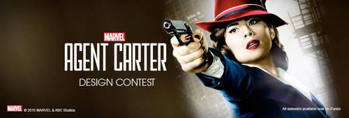WeLoveFine.com - Agent Carter Design Contest! by welovefine
