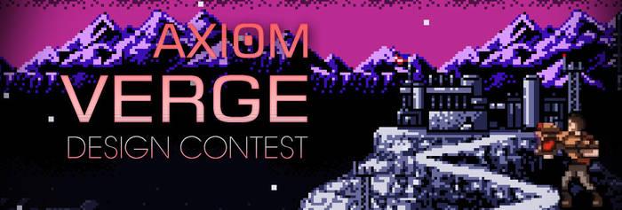 Axiom Verge Design Contest! by welovefine