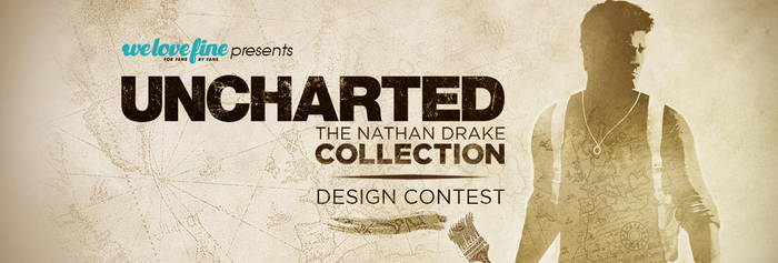 WeLoveFine Uncharted Design Contest by welovefine
