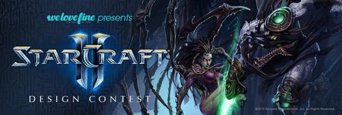 StarCraft II Design Contest by welovefine