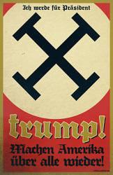 Heil Trump! by OcularInflux