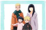 Uzumaki family by kisi86