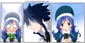 Gruvia Fairy Tail 453 by kisi86