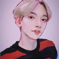 ~Jungwoo by xvxaxlxlxy