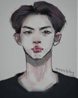 ~Jin(2) by xvxaxlxlxy
