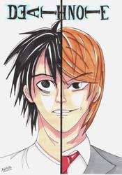 Death Note by Djleemon