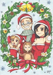 Christmas by Djleemon