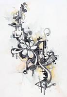 wall art by Khmelic