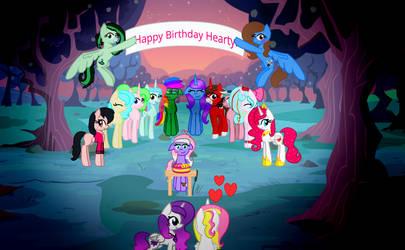 Happy Birthday Hearty!! (Birthday Special) by Constanta-Bucharei