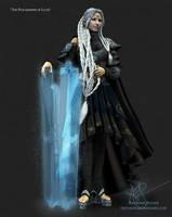 The Peacekeeper of Lucis (FFXV Fanart) by ThetaLov