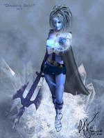 Diamond Dust - Shiva Concept by ThetaLov