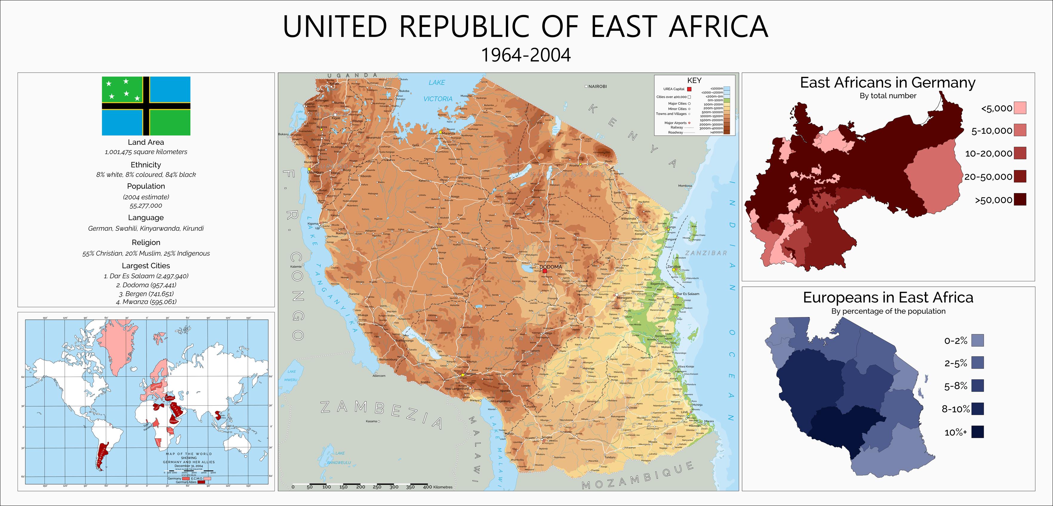Deutsch-Ostafrika by ToixStory