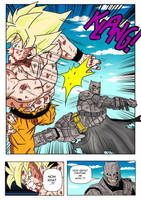 Page87 - Son Goku and Superman: The Clash by Einstein001