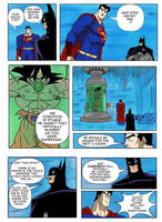 Page91 - Son Goku and Superman: The Clash by Einstein001