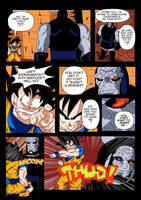 Page97 - Son Goku and Superman: The Clash by Einstein001