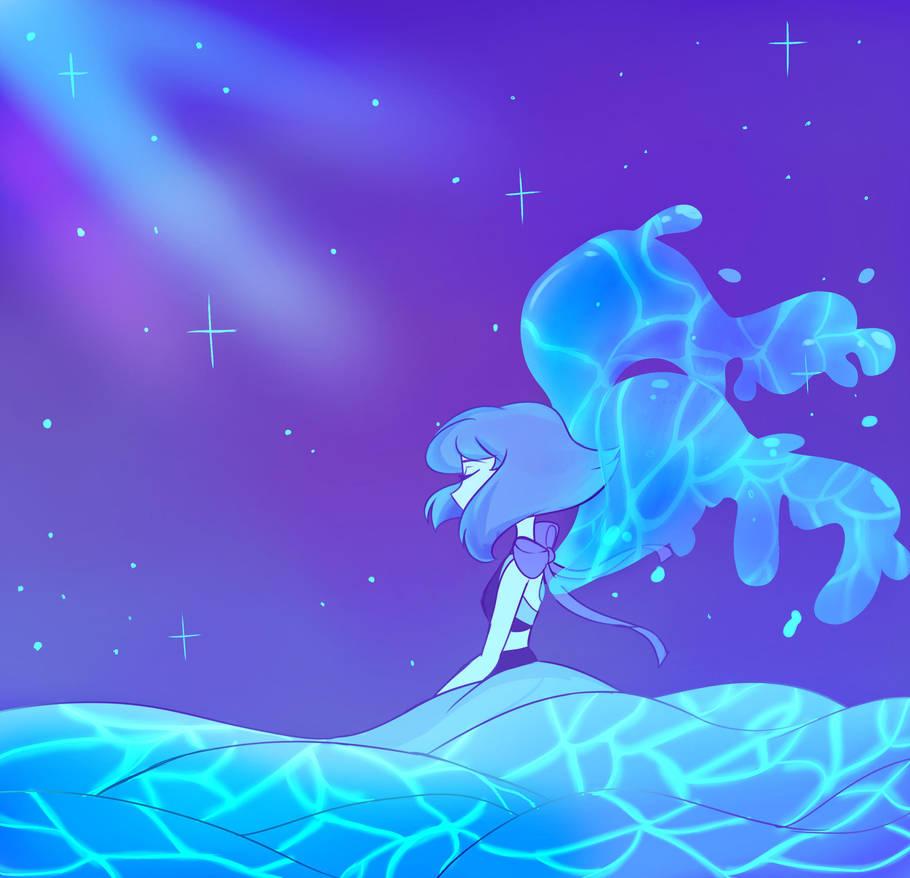 Lapis Lazuli by nemuwu