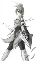 Tales Cover Design- Sasha by Gi1t
