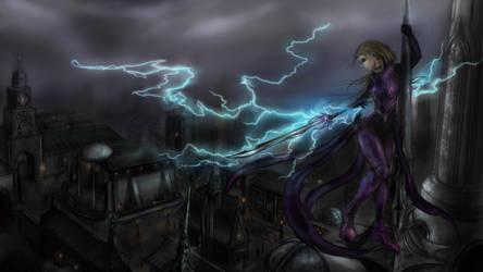 The Lightning Assassin by Gi1t