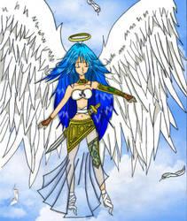 Angelita by V3r1t0