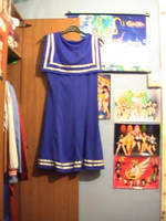 Sailor Costume back by Londonexpofan