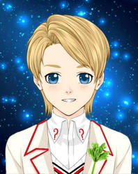Fifth Doctor - Anime version by Londonexpofan