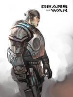 gears of war by shanyar