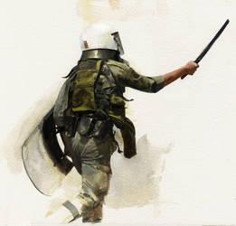 police by shanyar