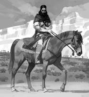 horseman by shanyar
