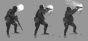 sniper by shanyar