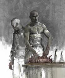 butcher by shanyar