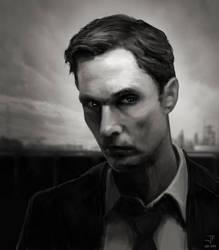 Rust Cohle - True Detective by Jack-Burton25