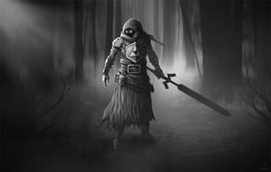 Dark Souls + Link = Dark Link ? by Jack-Burton25
