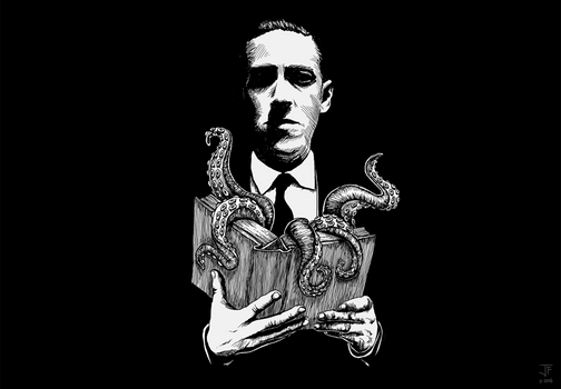 Storytime with Lovecraft by Jack-Burton25