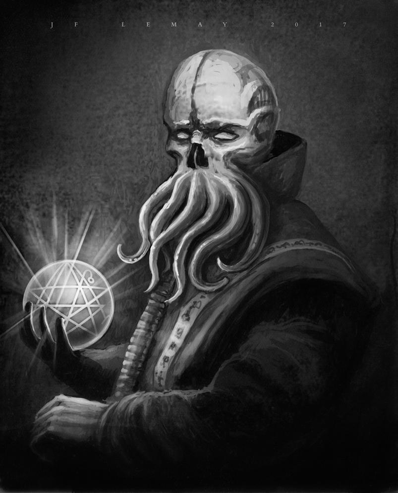 Lord Cthulhu by Jack-Burton25