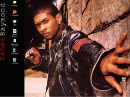 Usher Raymond by MistressofLight