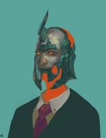 edgy guy by HaphazardMachine