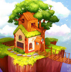 House Concept by yaile