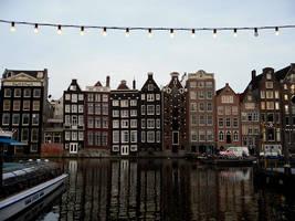 Amsterdam by Dotblackdot