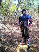Hiccup Cosplay ~Prepared for the Day~ by oOPrincessLinkOo