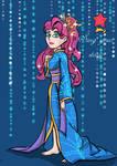 House Mermaid by walkirie01