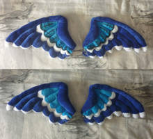 Jay's wings by CyanFox3